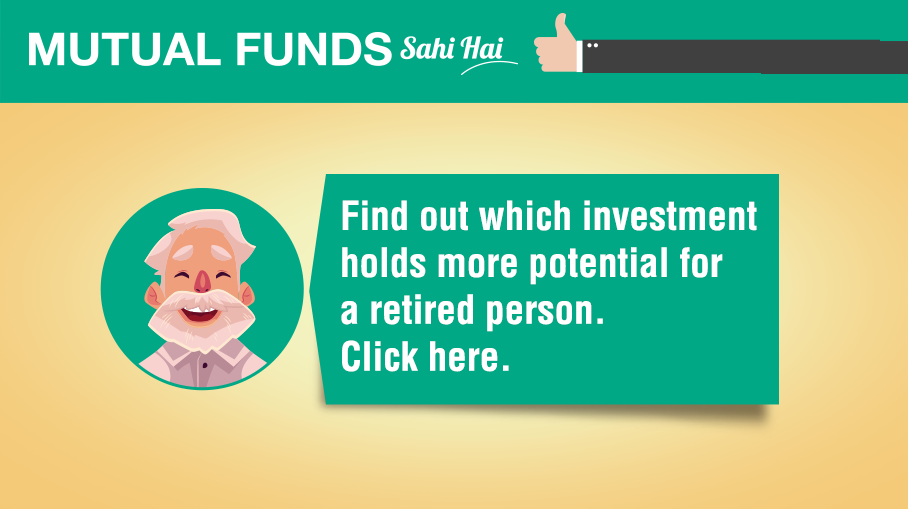 Should retired people invest in Mutual Funds?