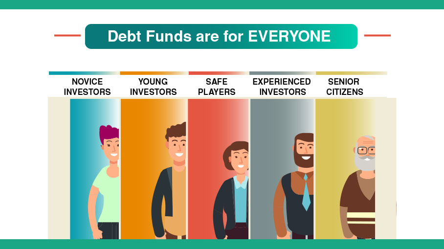 Who should invest in Debt Funds?