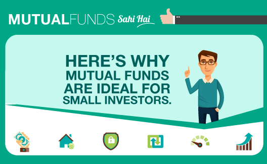 Are Mutual Funds an ideal investment for the small investor?