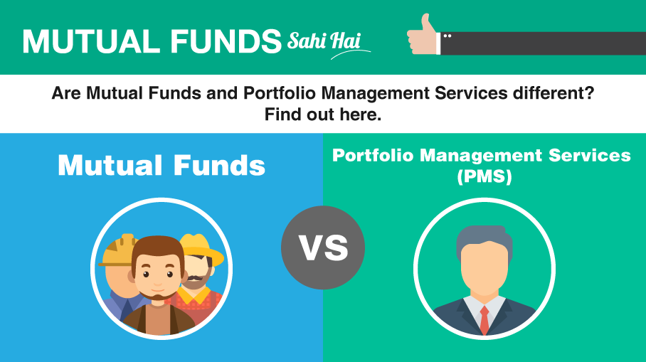 Mutual Funds vs Portfolio Management Services