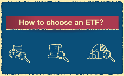 How to choose an ETF?