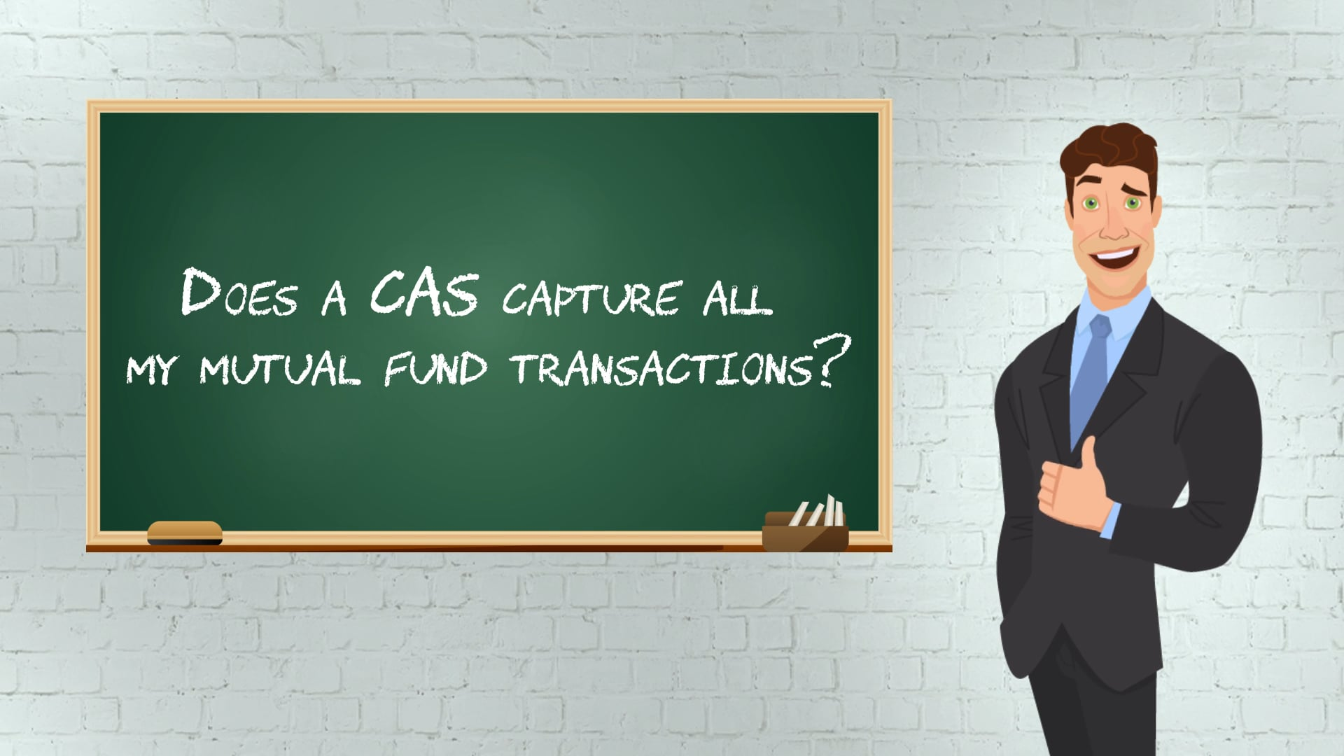 What is CAS? (Consolidated Account Statement)