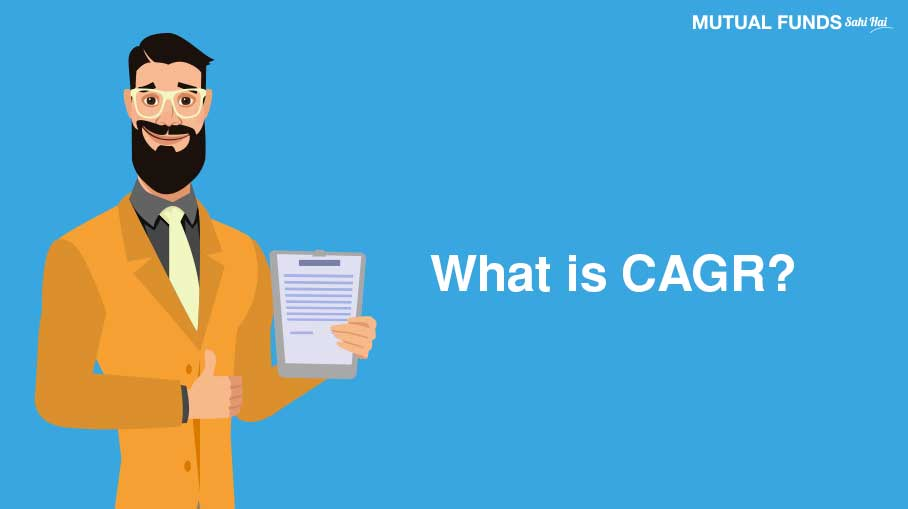 What is CAGR or Annualised Return?