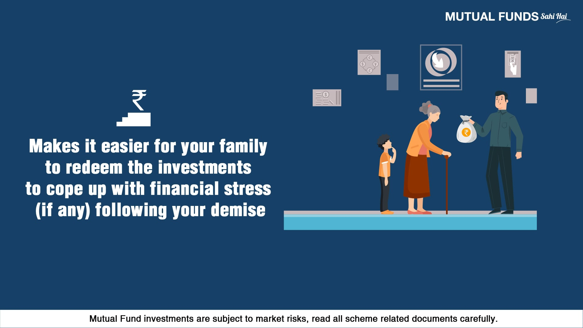 Why is nomination important in Mutual Funds and what is the process for it?