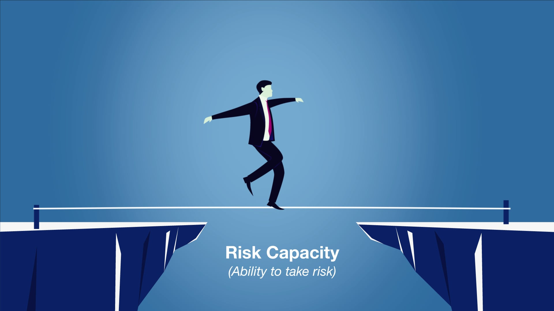 What are the different types of risk profiles investors can be classified into?