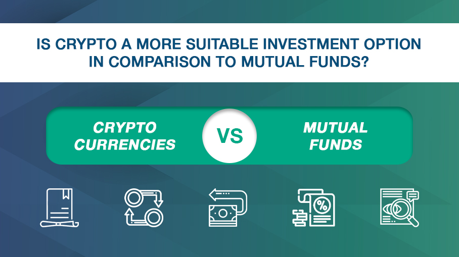 Should you invest in Cryptocurrencies or Mutual Funds?