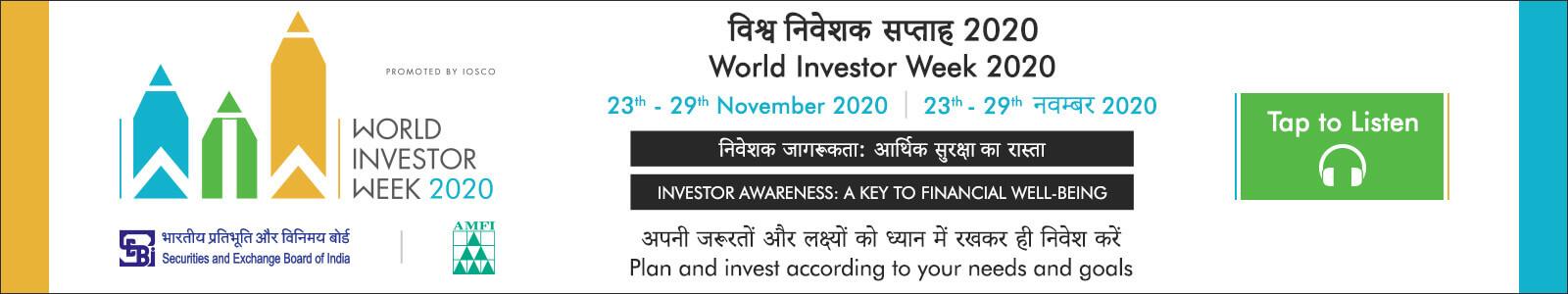 World Investor Week