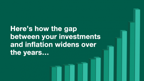 Aren't safe investments enough to meet financial goals?