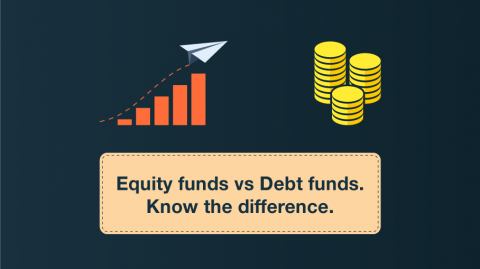 Difference between Equity and Debt Funds