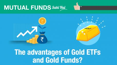 The Advantages of Gold ETFs and Gold Funds