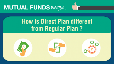 How is Direct Plan different from Regular Plan?