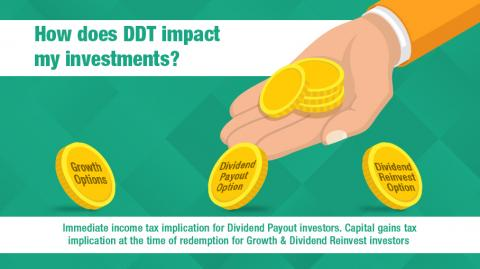 How does DDT impact my investments?